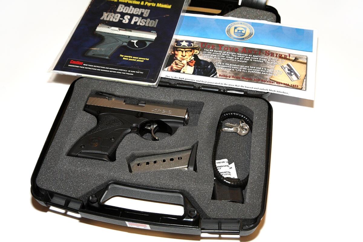 boberg xr9-s pistol AWM Austria Weapon Market Waffen kaufen