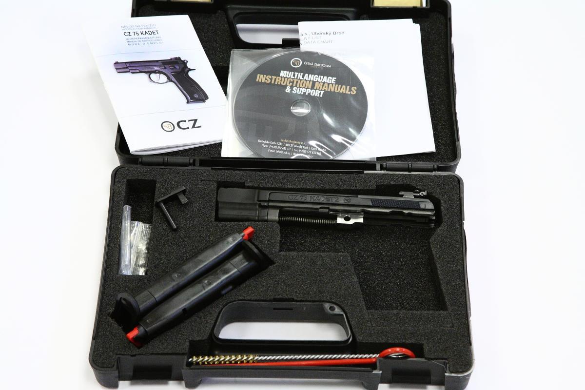 Wechselsystem CZ 75 Kadet 2