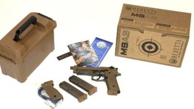 Beretta M9A3-04