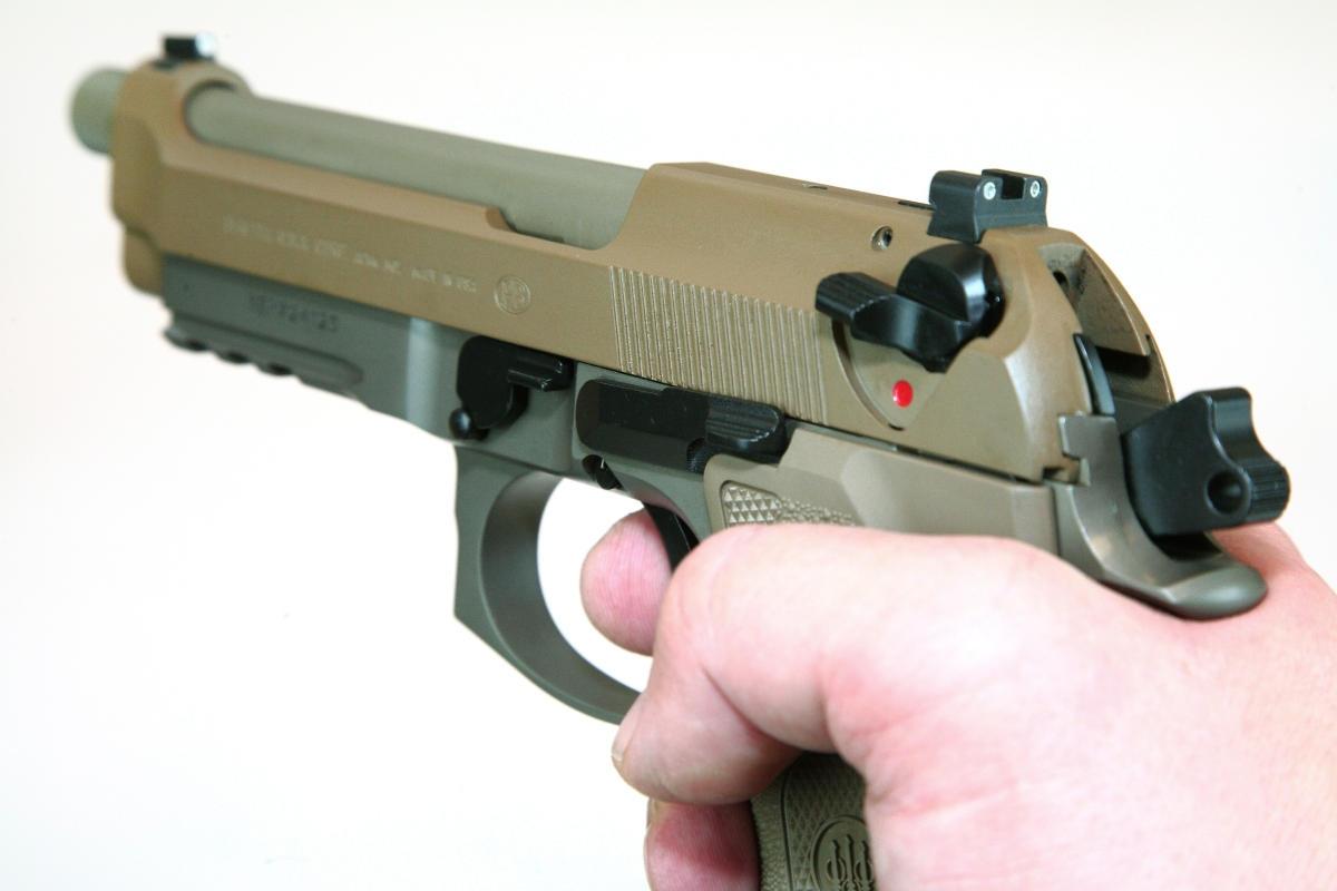Berretta M9A3