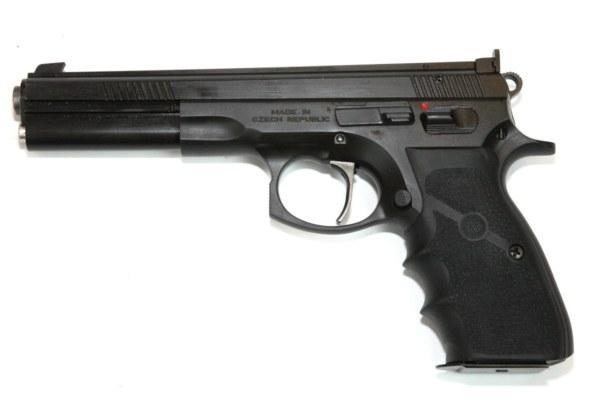 CZ 75 Sport II SA-Abzug Oschatz