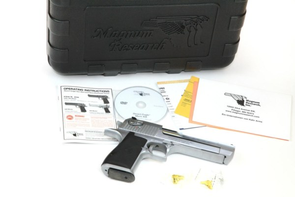 Magnum Research Desert Eagle XIX