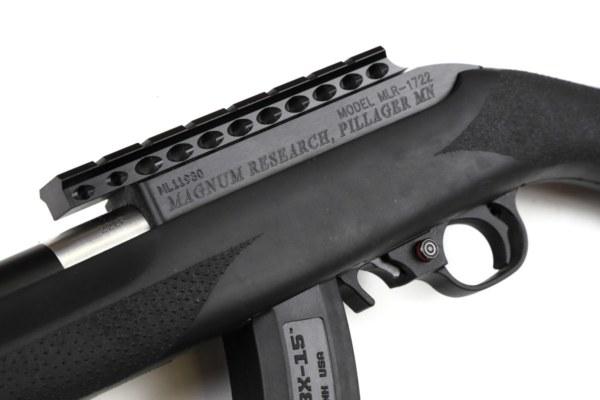 Magnum Research MLR-1722 Magnum Lite Hogue Schaft