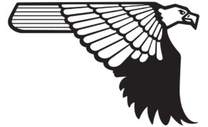 MangumResearch-BW-Eagle-Logo
