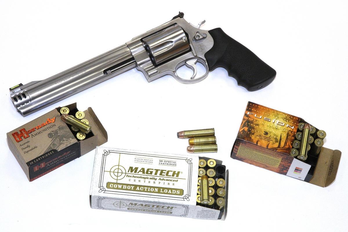 Smith Wesson SW 460XVR Revolver