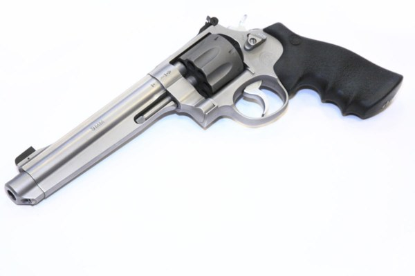 Smith Wesson 929 Jerry Miculek