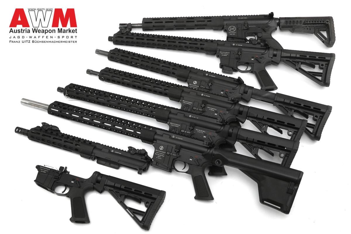 Schmeisser AR15 - AR15-9 - LDT