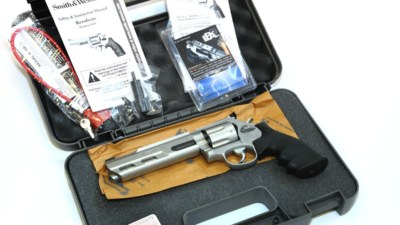 Smith Wesson 686 Competitor - Performance Center
