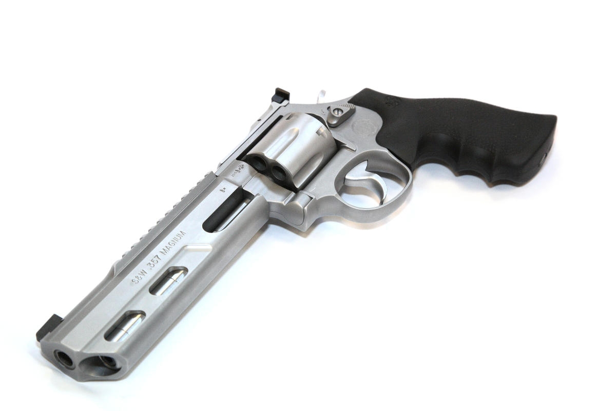 Smith&Wesson 686 Competitor - Performance Center