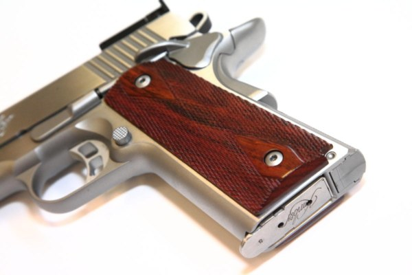 Kimber Stainless Gold Match II, 9x19mm