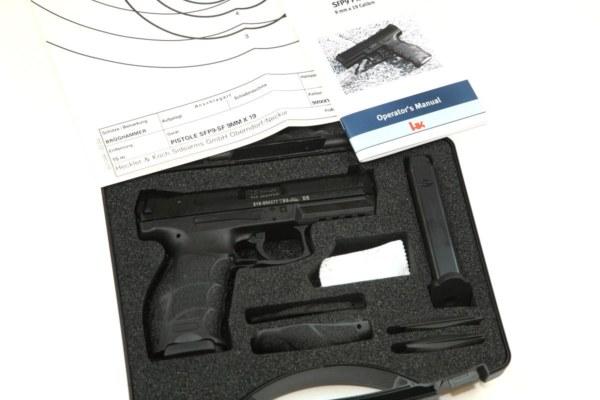 Heckler & Koch SFP9-SF