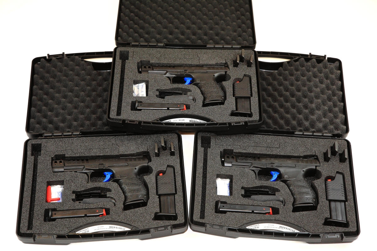 Walther Q5 Match
