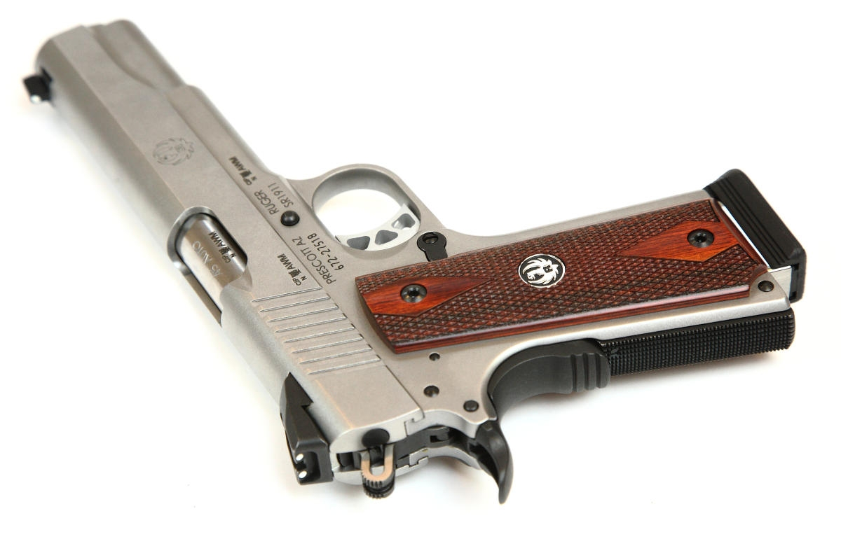 Ruger SR1911 .45 ACP