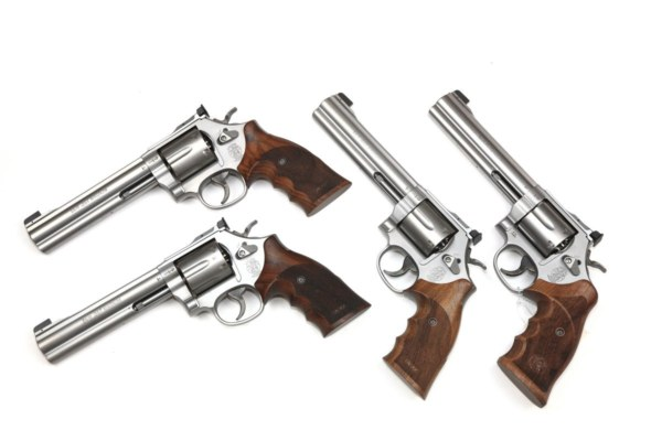 Smith Wesson - S&W - 686 Target Champion