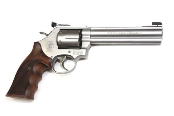 Smith&Wesson - S&W - 686 Target Champion
