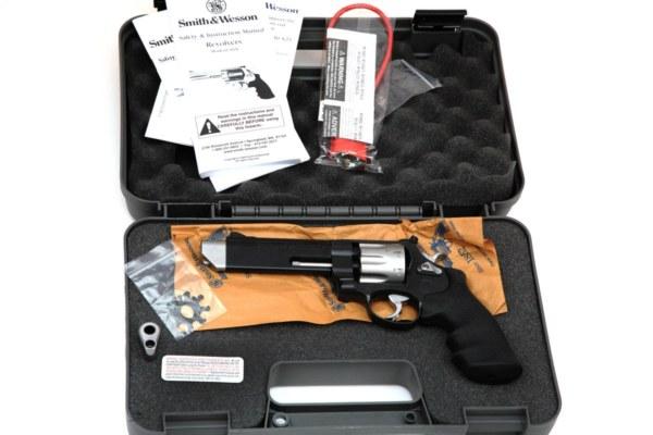 Smith Wesson - 627 V-Comp