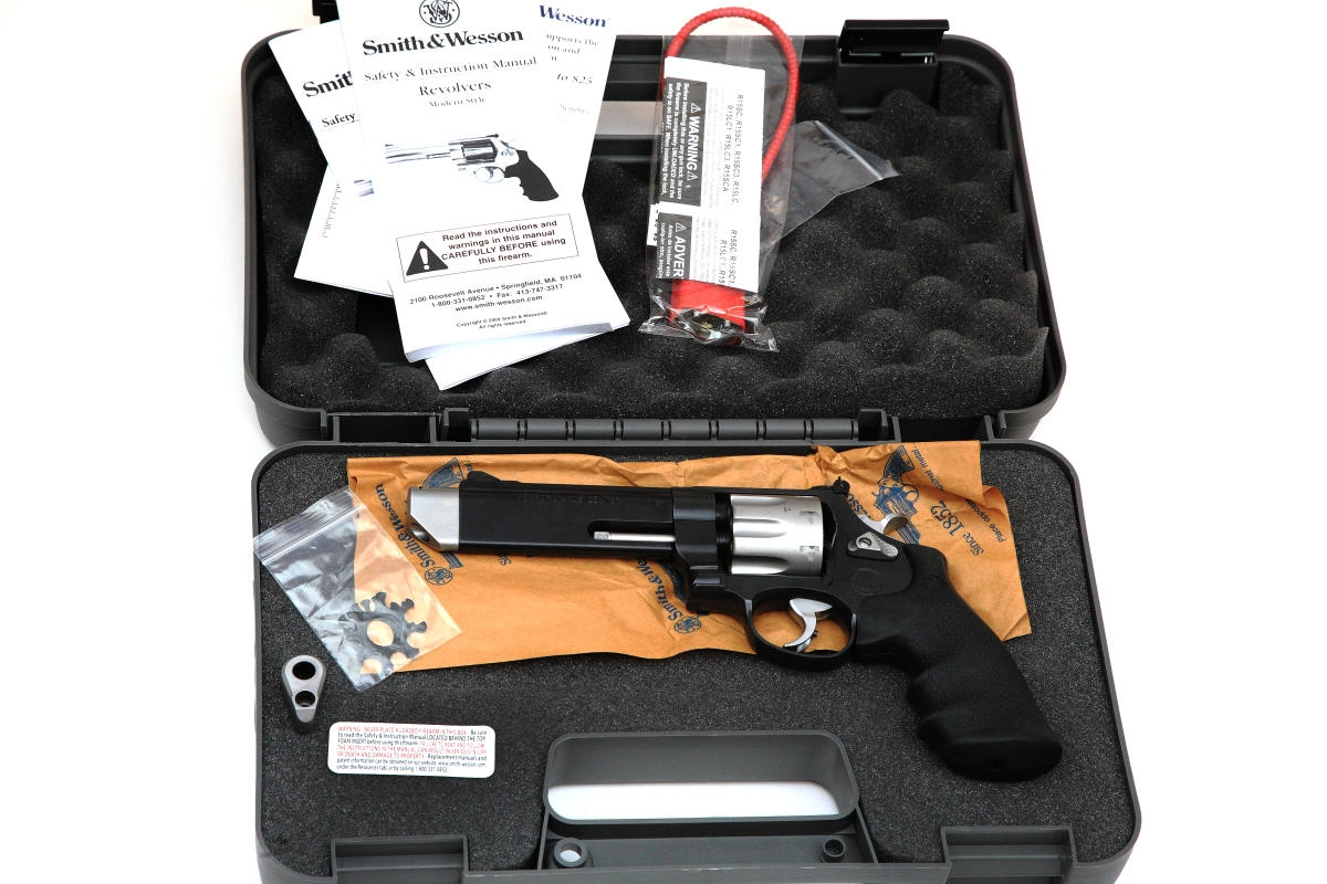 Smith & Wesson - 627 V-Comp