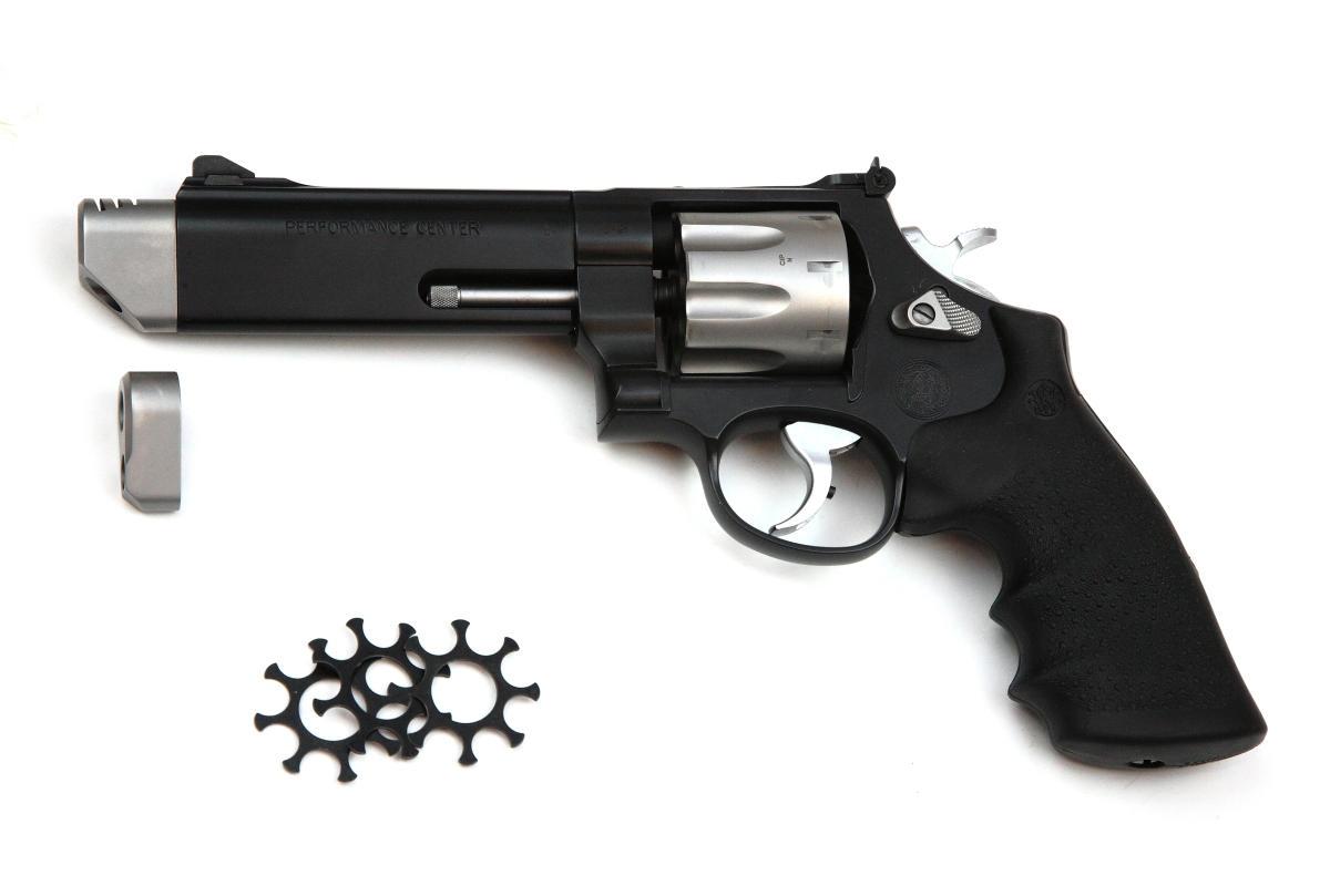 Smith & Wesson - 627 V-Comp