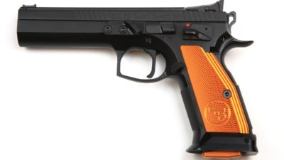 CZ 75 TS Orange 9x19mm-1
