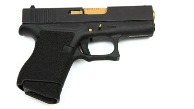 Glock 43 - golden EYe