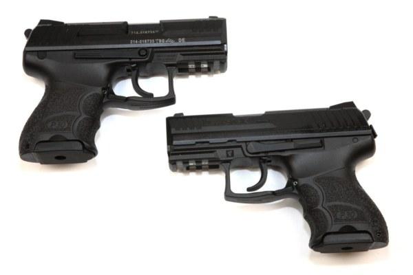 Heckler & Koch P30SK-V3