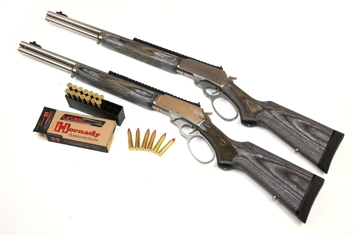 Marlin 1895 SBL Lever Actionv