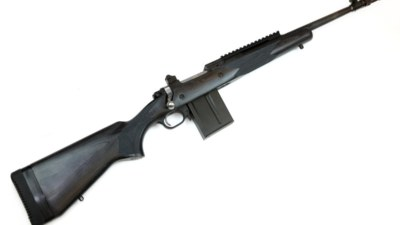IMG_5915Ruger Gunsite Scout Rifle .308W