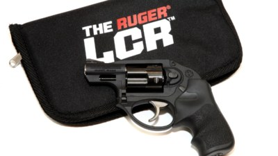 Ruger LCR - 38 Spezial Revolver