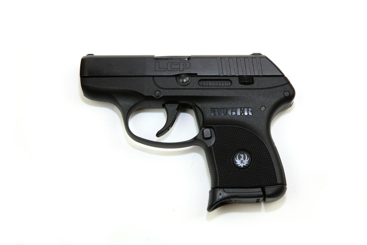 Ruger Lcp 380auto Awm