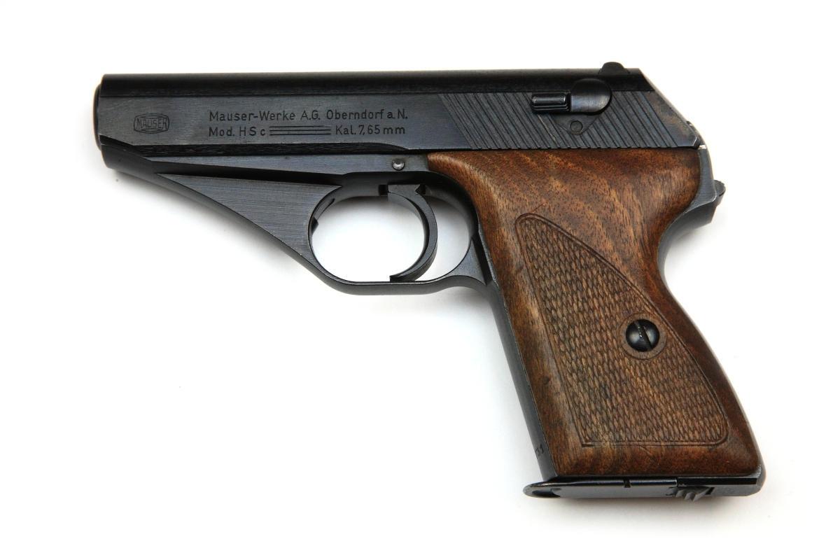 Mauser HSC 7,65mm