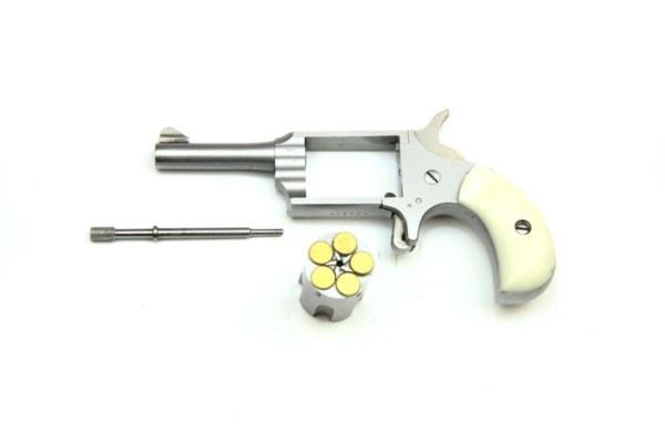 FREEDOM ARMS Mod. FA-S-22LR (Patriot) Mini-Revolver