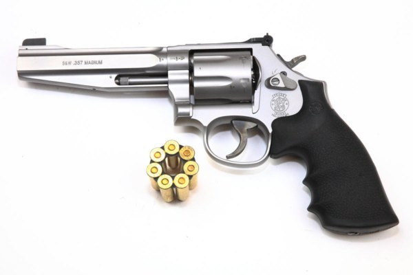 Smith Wesson Performance Center, Pro Series, Model 686 Plus