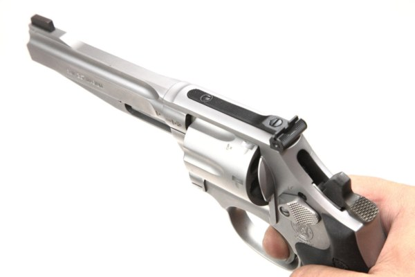 Smith & Wesson, 686 International .357 Mag