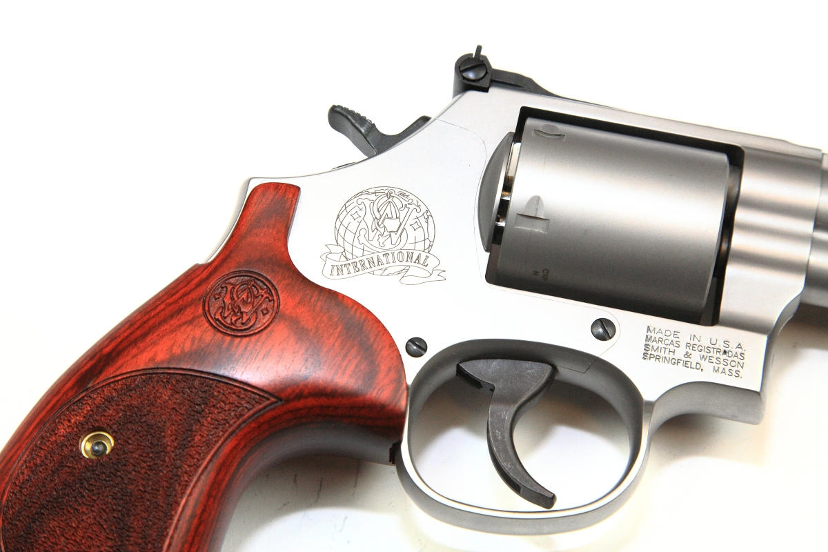 Smith & Wesson - 686 International .357 Mag. - AWM