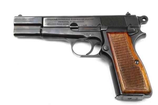 Browning FN Herstal High Power