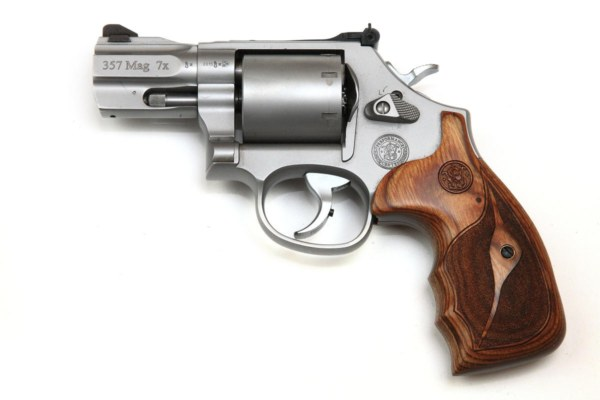 Smith&Wesson - 686 PC 2,5 Zoll 357Mag 7-Schuss
