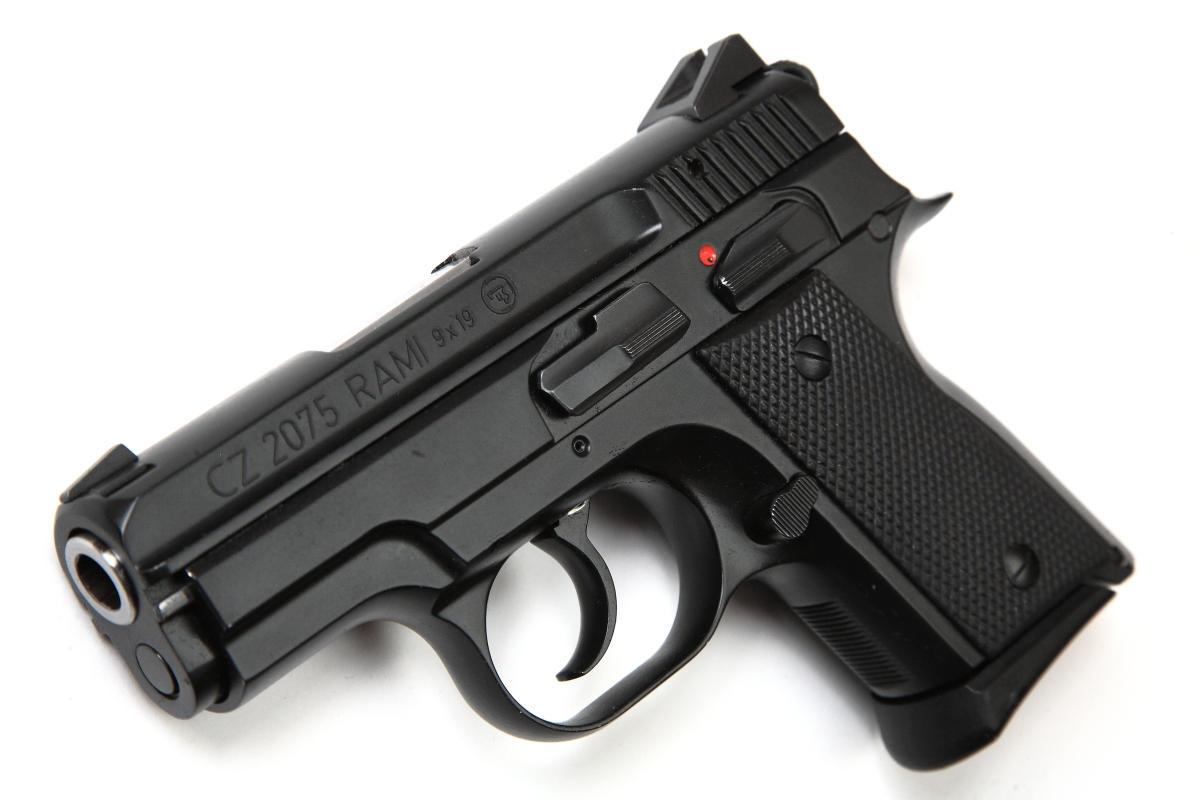 CZ 2075 RAMI 9x19mm
