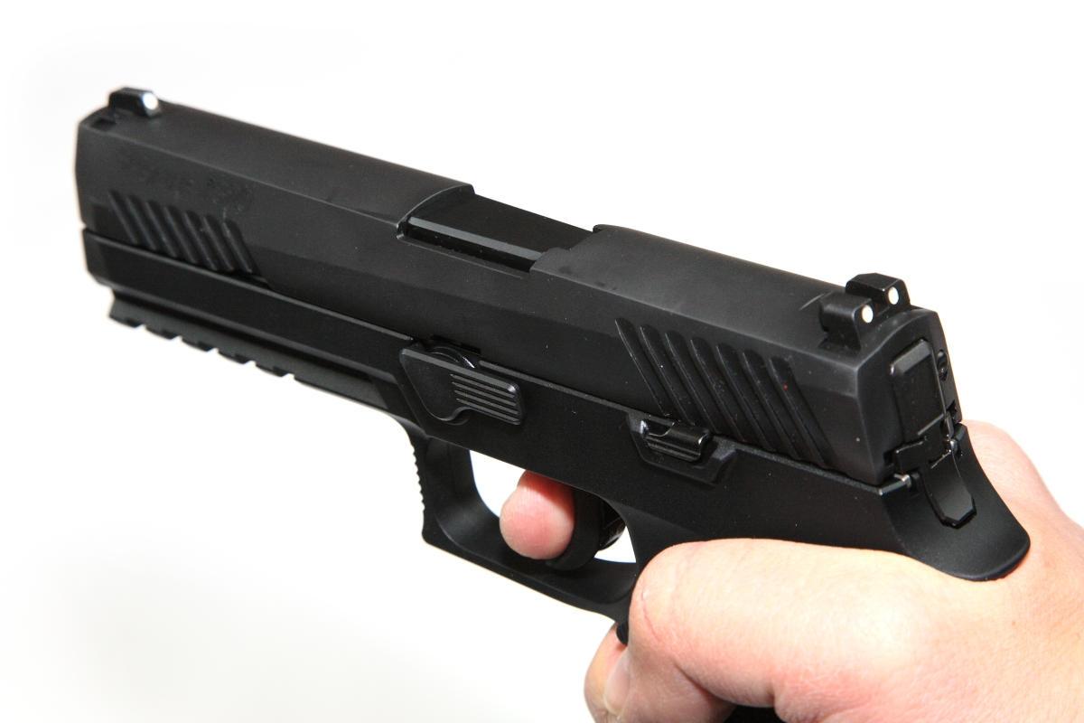 Sig Sauer P320 Nitron Full-Size 9x19mm