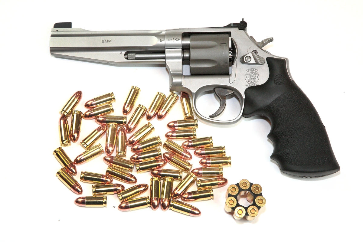 S&W Performance Center - Pro Series - Model 986 - 9x19mm