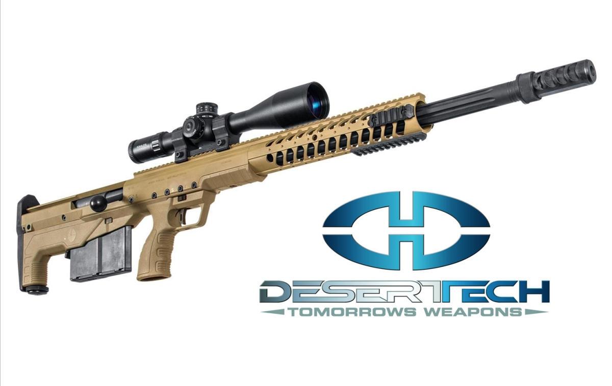 DesertTech - SRS A1 - SRS-A1 Couvert - HTI