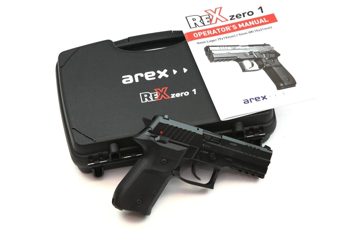 Arex Rex Zero 1 9x19mm