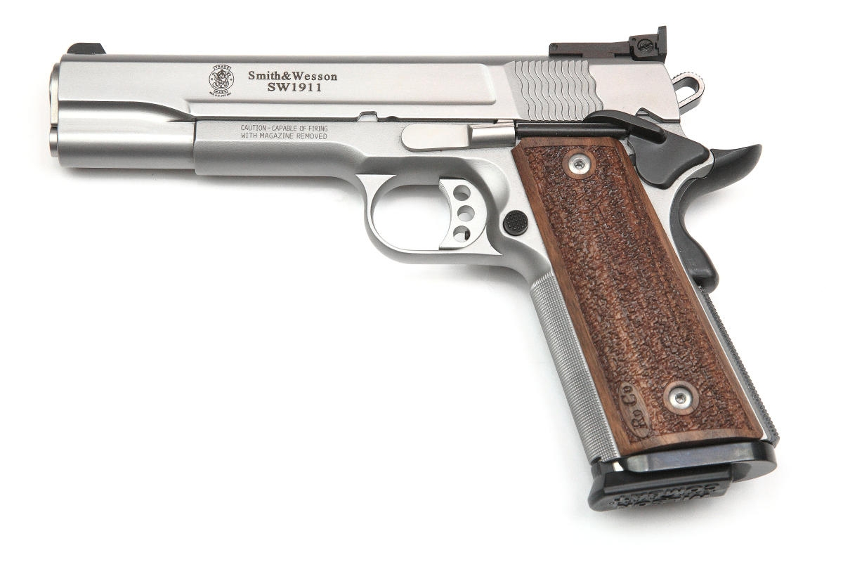 S&W, PERFORMANCE CENTER SW1911 PRO SERIES