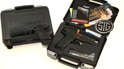 Sig Sauer P226 LDC II Tacops 9x19mm
