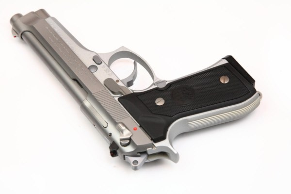 Beretta FS 92 Inox 9x19mm