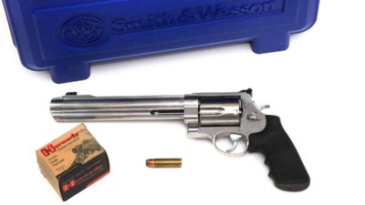 Smith&Wesson - S&W 500 Magnum