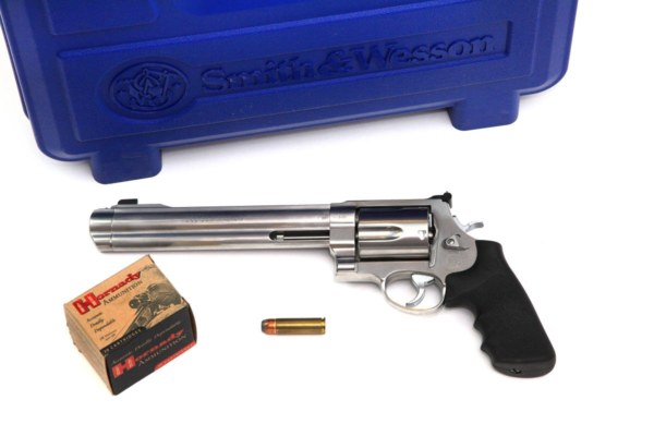 Smith Wesson - SW 500 Magnum