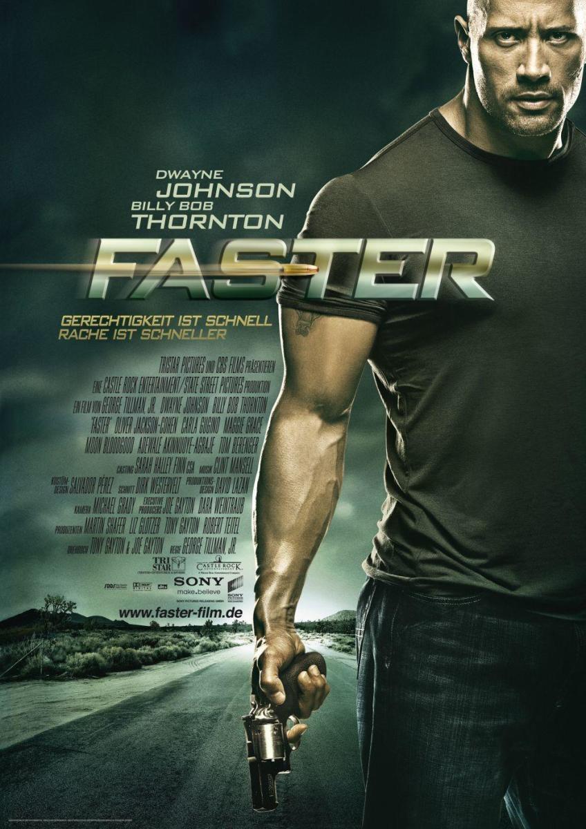 Faster - Film - Kino