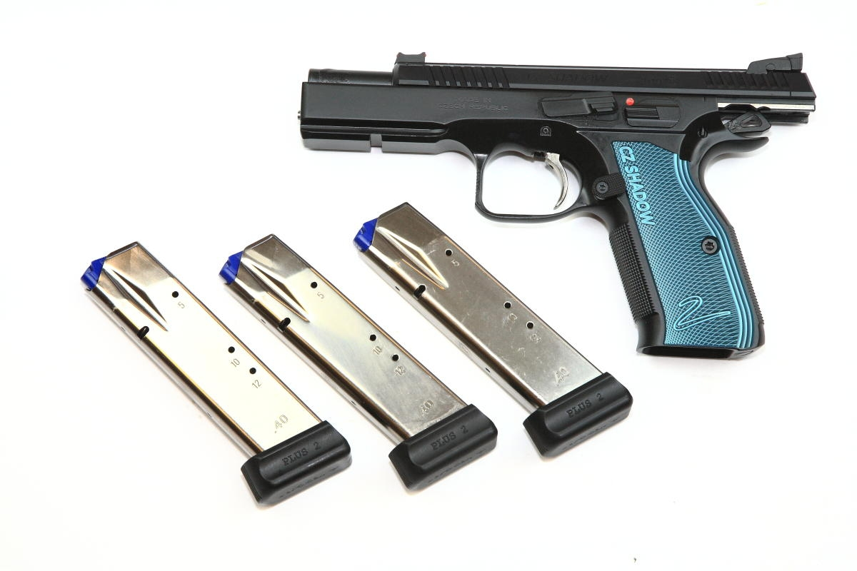 CZ 75 SP-01 Shadow II 9x19mm