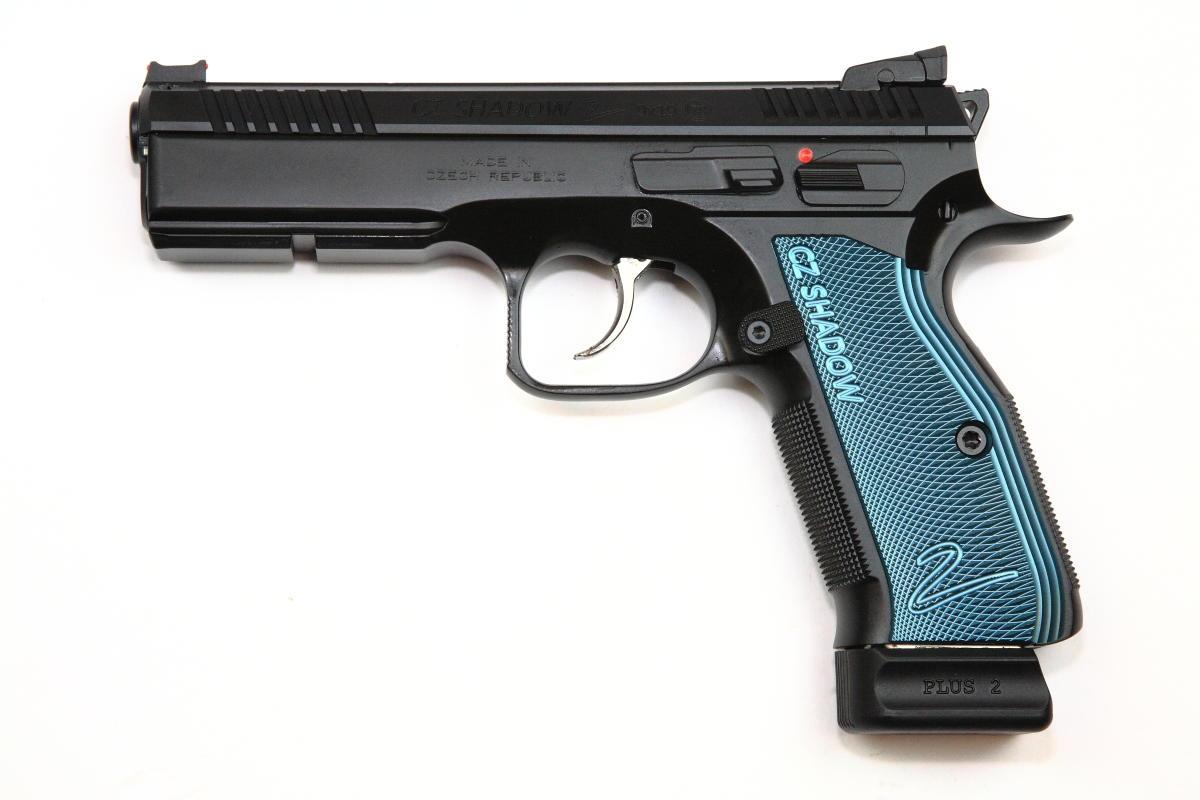 CZ 75 SP-01 Shadow II 9x19mm