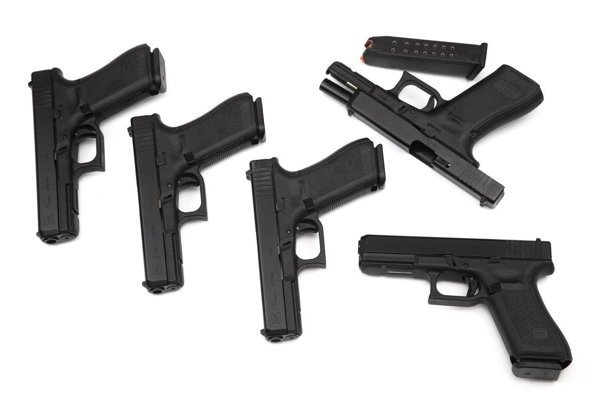 Glock-17-Gen5 9x19mm